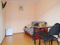 гостевые дома в новом афоне абхазия